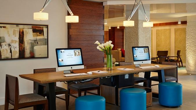 Waterstone Resort & Marina-Business / Tech Center