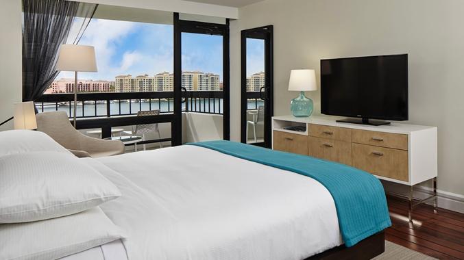 Waterstone Resort & Marina-Presidential Suite King Bed
