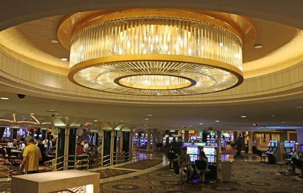 Lobby Bar Caesars Palace Royal Contract Lighting Royal