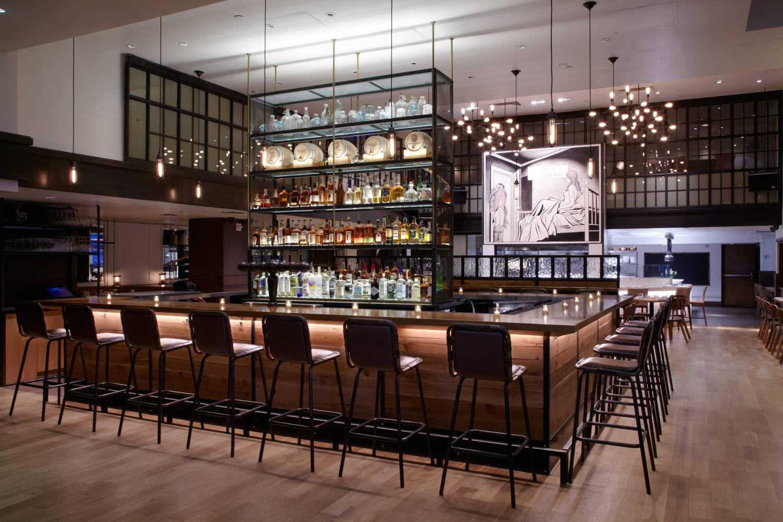 Foundry Kitchen Bar New York Ny